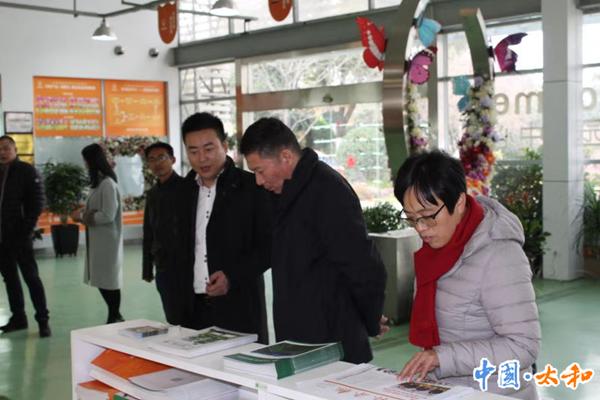 太和縣委副書記、縣長劉牧愚帶隊赴杭州開展產學研合作對接交流活動