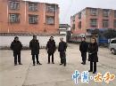安徽財貿職業學院黨委書記張志祥一行到李興鎮調研脫貧攻堅工作