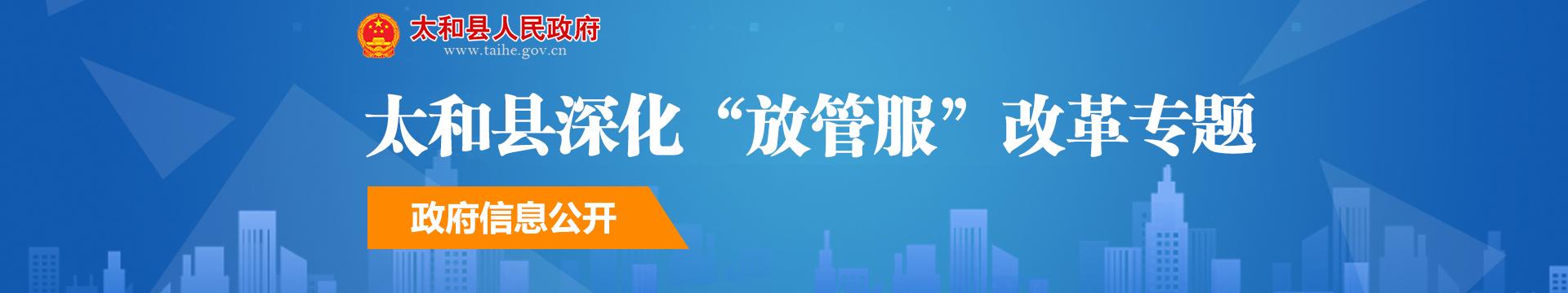 """深化""""放管服""""改革"""