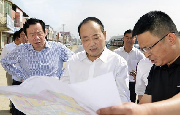 李平:着力做好征迁出让建设管理工作 推动大美阜城建设取得新进展