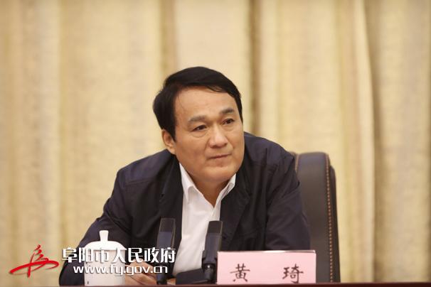 """黄琦出席全市""""互联网+政务服务""""工作部署培训会议"""