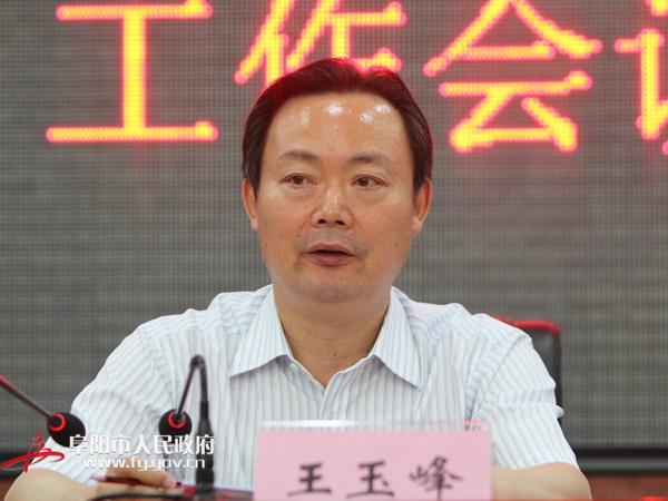 王玉峰出席全市拆违拆旧拆迁工作会议
