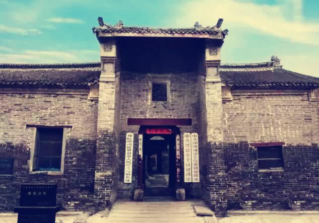 界首旧事:北伐将军臧致平与他的藏家公馆