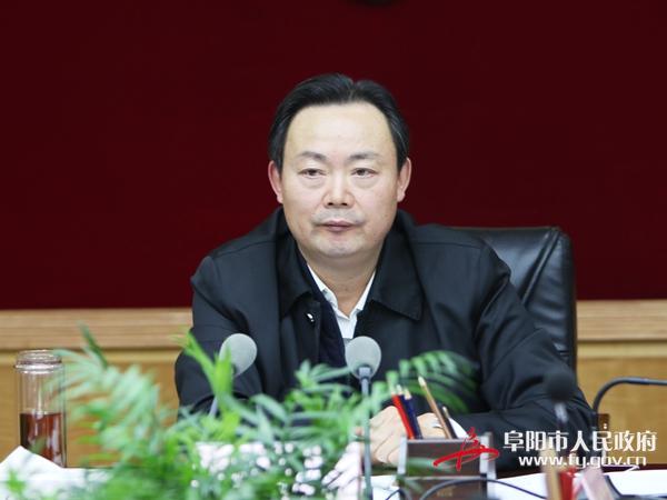 王玉峰出席全市乡镇政府驻地生活污水处理设施建设调度会
