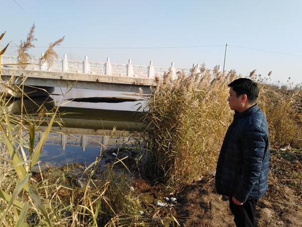 邹海军到泉水湾湿地公园调研检查林长制、河