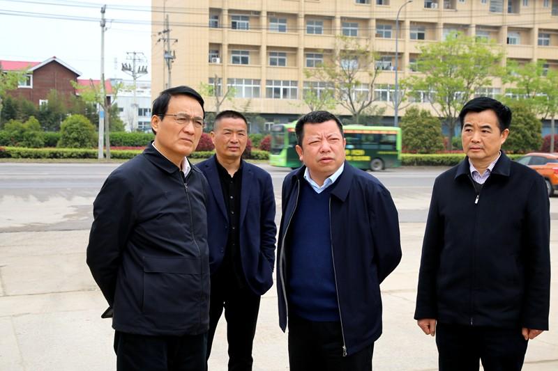 黄琦带队督导中央生态环保督察信访交办件整改情况