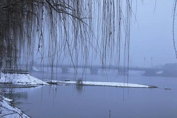 雪后临泉(2019)