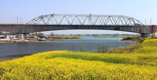 泉河通途彩虹美