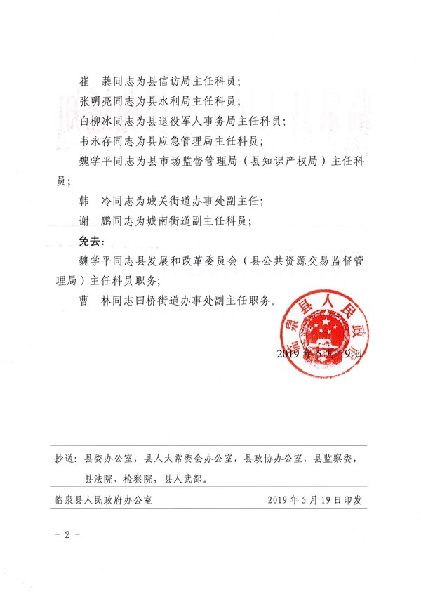 临政人〔2019〕4号 关于谢尚杰等同志工作职务的通知_2.jpg
