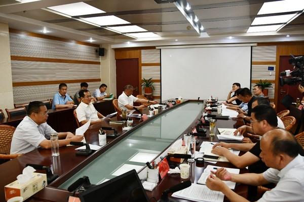臨泉縣城區大氣污染防治工作推進會召開
