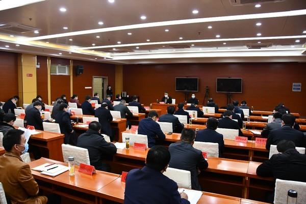 临泉县统筹推进疫情防控和经济社会发展工作会议召开