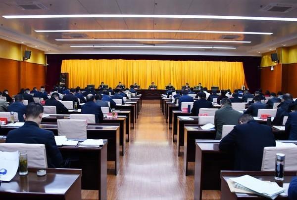 临泉县公安工作会议暨禁毒委(扩大)会议召开