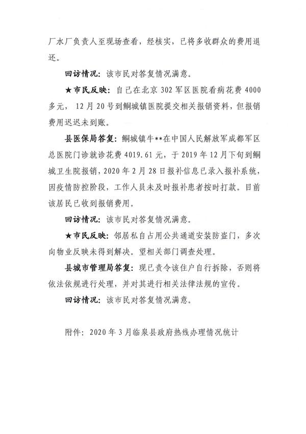 2020年3月份临泉县政府热线工作情况通报_4.jpg