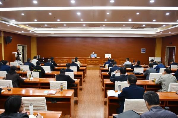 市委党校县处级干部培训班学员到临泉县开展调研活动