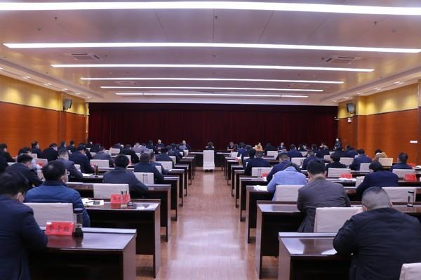 临泉县疫情防控工作会议召开