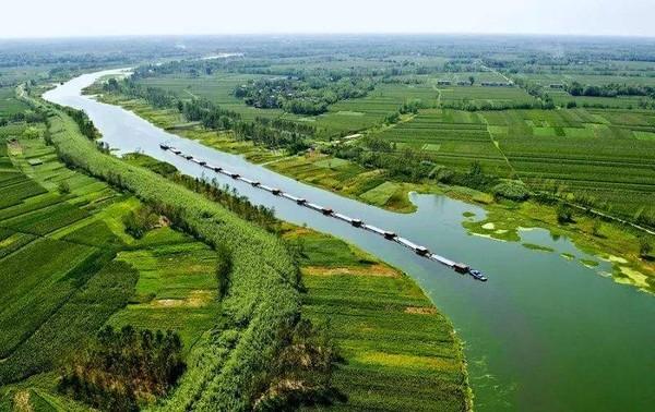 汾泉河安徽段航道整治工程