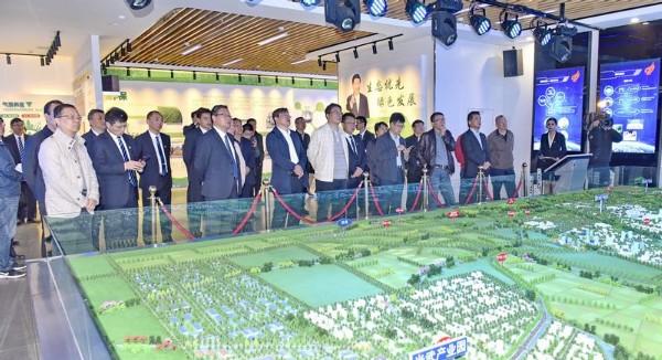 阜陽界首高新區有望躋身國家級 填補皖北豫東國家高新區空白