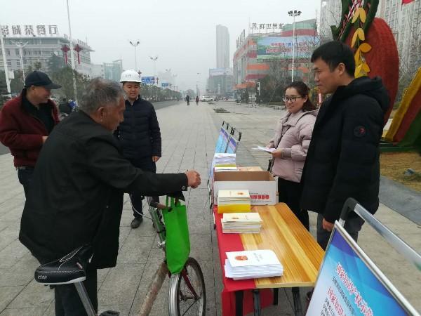 界首市第十二届中国专利周活动精彩纷呈