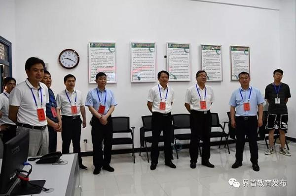 市委書記徐會東巡視高考工作