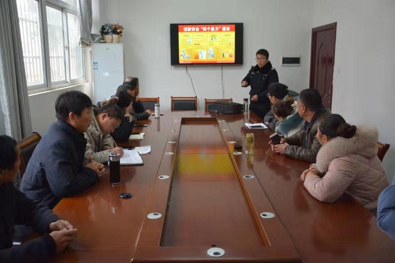 正午鎮吳寨居舉行消防安全知識培訓.jpg