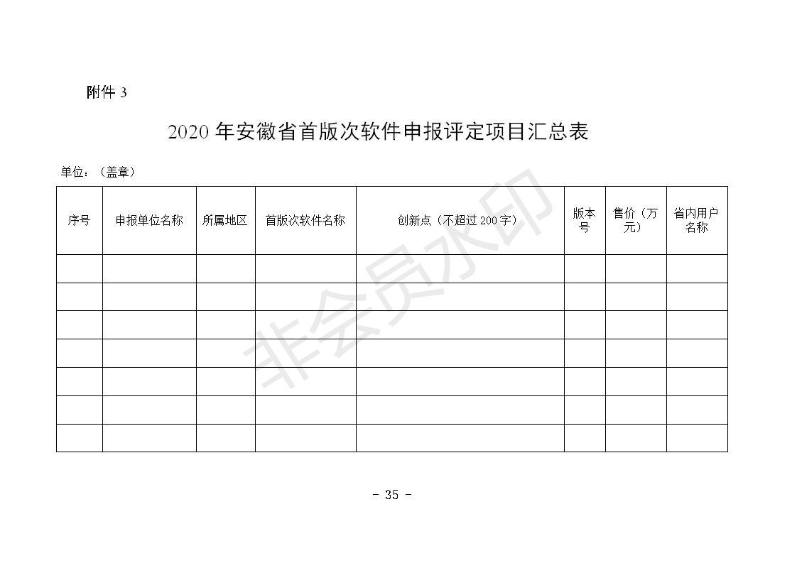 安徽省经济和信息化厅关于组织开展2020年安徽省首版次软件首批次新材料申报评定工作的通知_08.jpg