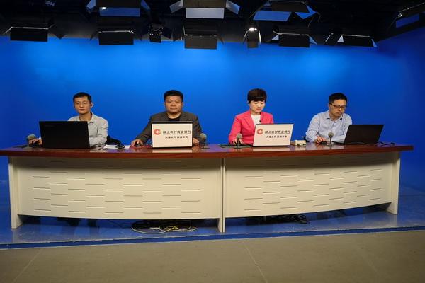 颍上县国土资源局参加颍上县广播电视台