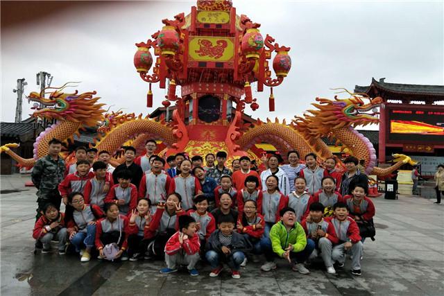 了解开封历史,领略汴梁文化——慎城二小开展本学期第二次研学活动
