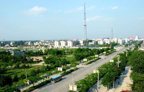 北京东路三角公园