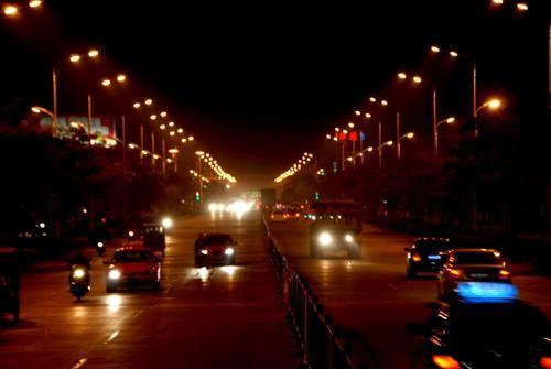 北京东路夜景