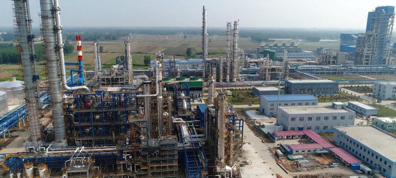 阜阳煤基新材料产业园