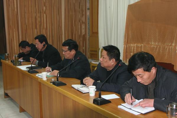 部门动态  12月9日下午,颍上县国土资源管理工作会议在县国土资源局五