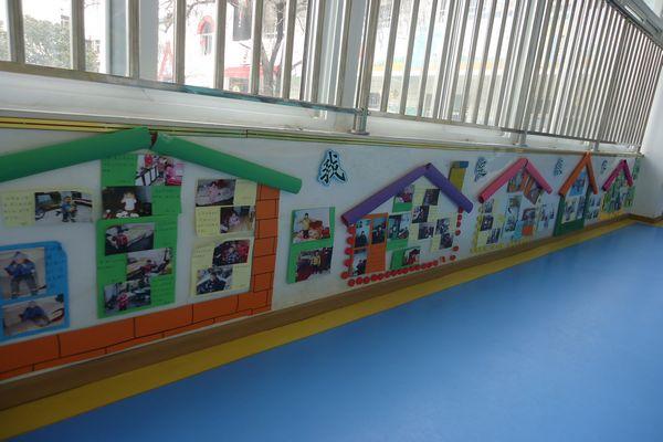 颍州区:美丽的校园我的家---莲池小学附属幼儿园环境创设旧貌换新颜图片