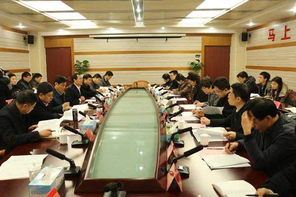 国家食品药品监督管理总局来临泉县开展扶贫调研