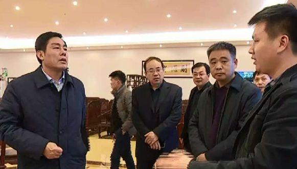 """卢仕仁带队赴广州开展""""接您回家""""活动"""